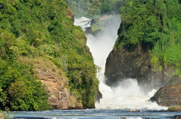 Mighty Murchison Falls National Park